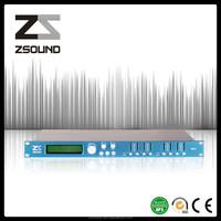 Pro audio electronics sound speaker processor products