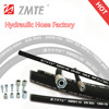 R1/ 1SN -5/8'' --16mm hydraulic rubber hose / hose assembly