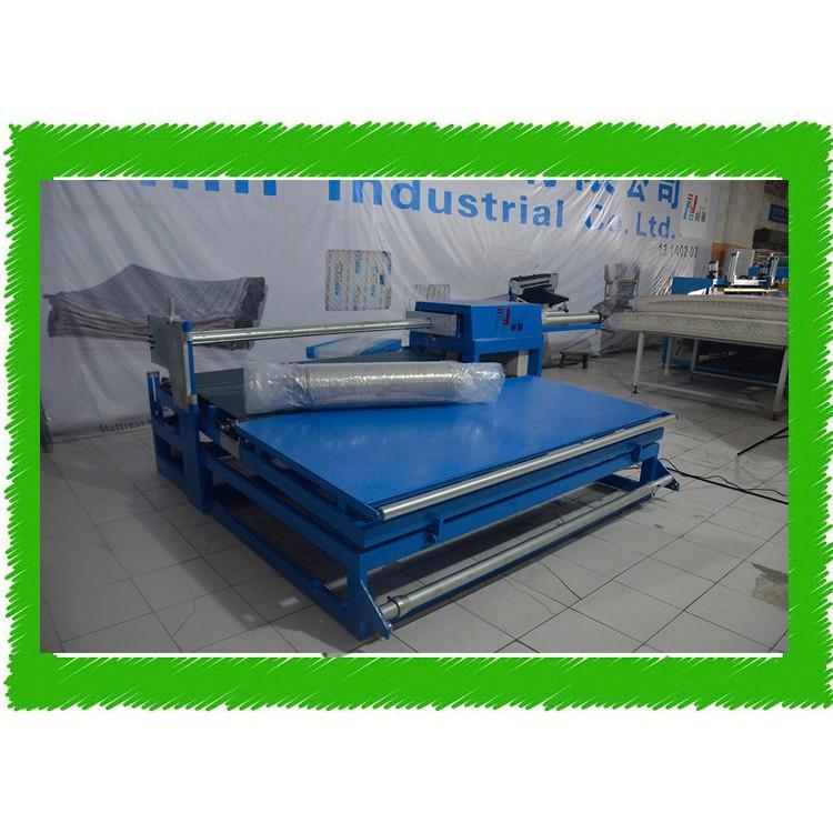 rolled machine