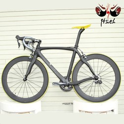 HM carbon fiber good quality carbon road racing bike produced by OEM of big brand