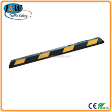 High Quality Standard 1830 mm Car Rubber Wheel Stopper