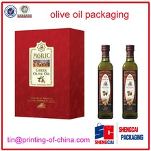 2014 hot various style corrugated board handmade wine box ,glass paper box packaging