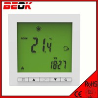 Room termostato programmable floor heating system