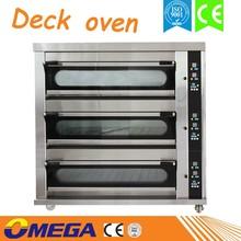 Omega uso domestico piccoli automatico elettrico torta/pane/biscotto/pizza forno di cottura(ce& iso9001)