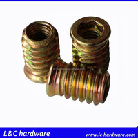 countersunk hex insert nut made in china