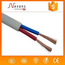 Competitive Price, High Grade, Two Core Copper Electricity Cable