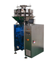 Competitive price automatic 10 heads weigher packing machine 2 in one machine