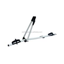 JT-V0301-15 Aluminum alloy car top bike carrier/bike car carrier rack