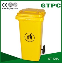 ultrafuerte 120l cocina papelera de reciclaje