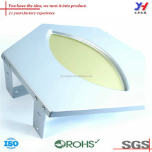 OEM ODM ISO ROHS SGS certified chinese decorative metal corner hardware manufacture