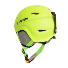 China helmet factory ski safety helmets for kids