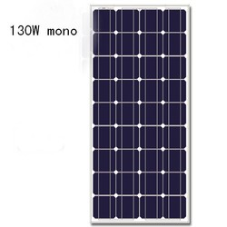 Top quality 156 cell monocrystalline solar panel