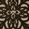 super soft flower jacquard sherpa fabric for carpet