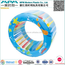 PVC small inflatable wheel,wonder wheel toy inflatable,inflatable water wheel
