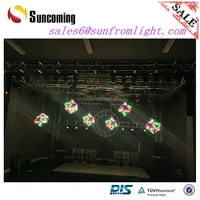 Innovation Cafe Hotel Club party Magic Cube Stage LED Effect Light for disco bar