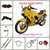 ITALIKA EX200 moto de repuesto