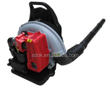 High quality backpack type High pressure portable OKB-650 road air blower