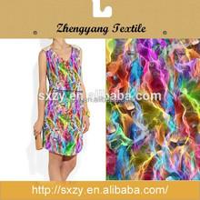 Competitive price bright colored pretty design digitally printed cotton