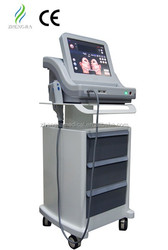 Newest High Intensity Focused Ultrasound HIFU Focused Ultrasound Wrinkle Removal Skin Tighten Salon Equipment
