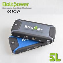 12v handy boost USB 5V 2.1A various design Portable jumps power USB,DC outputs