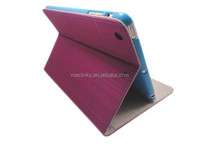 Tablet smart leather case for ipad air
