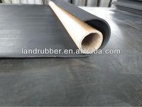 shoes materials high quality sole rubber sheet folha de espuma de borracha natural
