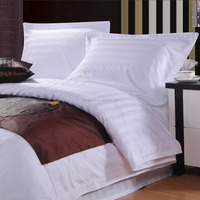 white color 100% terylene cheap price bed sheet