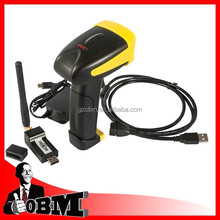 wireless oem barcode reader/scanner 1d
