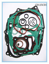 Factory price motorcycle bajaj 200 ns full gasket, spare parts
