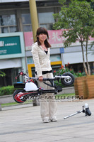 Cheap Price 93# unleaded gasoline Diesel Motor Scooter For Sale