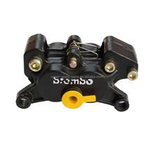 Atv Quad dirt bike pit bike brake caliper pinos 50 90 110 125 CC chinês