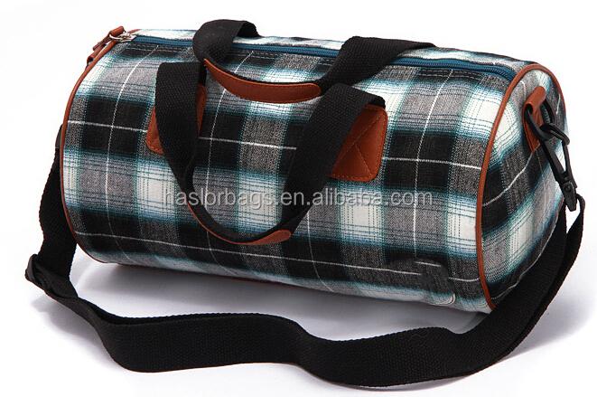 Ripstop motif impression de petites sport sac pour adolescent