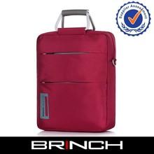 Hot sales pattern pictures men leather laptop bag