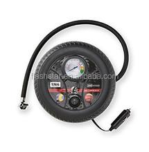 Tire Shaped Air Compressor, mini air compressor, portable air compressor