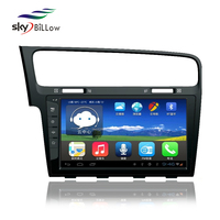 1024x600 Pixels HD Auto Car GPS Navigation DVD Players 2012 with Android 4.2.2 Touch Screen for Volkswagen Golf