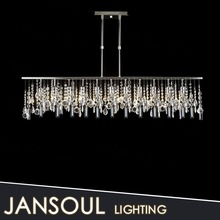 chinese new arriving modern outdoor elegant luxury chain suspension crystal chandelier lighting
