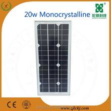small solar module 20w mono solar panel factory outlet