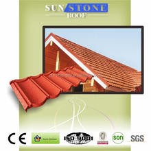 movies roof/artificial grass for roof/synthetic terracotta roof tile