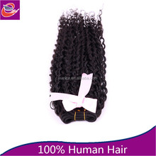 wholesale distributor supplier 20 inch without processing and dying Chilean deep curl hair extension