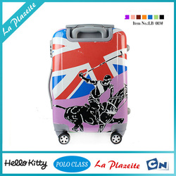 new design high quality Hard Shell Abs Travel Trolley Luggage