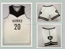 2015 Wholesale Latest Basketball Jersey Design/Basketball Uniform Design
