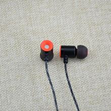 3.5mm Stereo In-Ear Earphone Headphone Headset For MP3 4 Cool