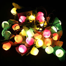 christmas decoration, multicolor christmas light