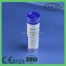 Micro hematorite blue tube with out heparinized
