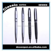 Executive ballpoint pens/logo print ballpoint pen/business gift ballpoint pen