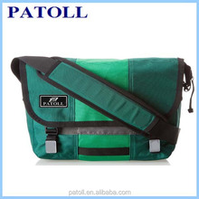 PATOLL best fashionable trendy chrome messenger bag