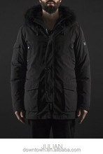 Fashion brand design top quality men's down coat for warm winter