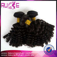 Hot!!!FREE SHIPPING!!!5A Hair Extensions afro nubian twist Kinky Curl 22inch Peruvian hair