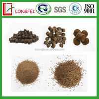 China Factory Supply High Protein Floating Fish Feed Pellet for carp, tilipia, catfish