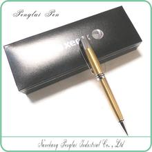Imprinted Promotional metal ball pen, ballpoint pen, gift official pen